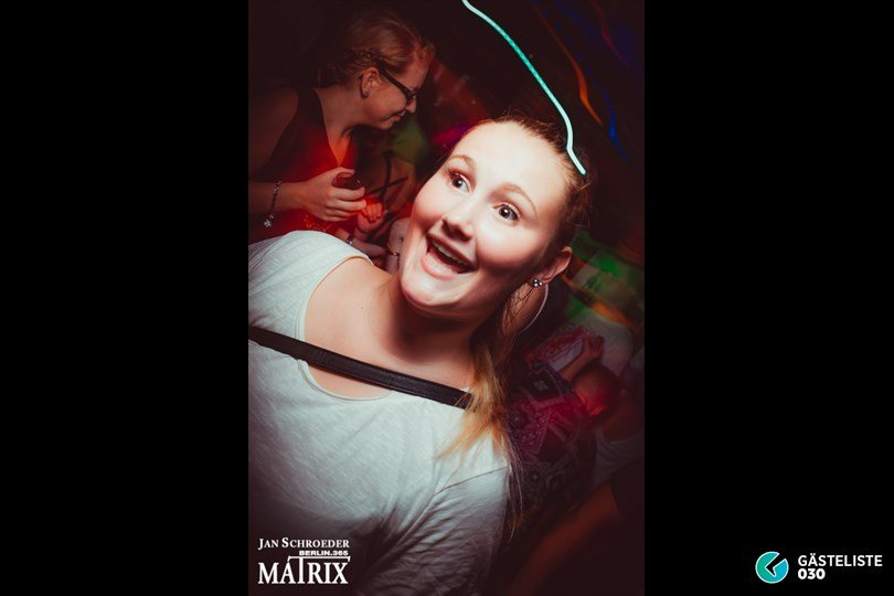 https://www.gaesteliste030.de/Partyfoto #88 Matrix Berlin vom 09.08.2014