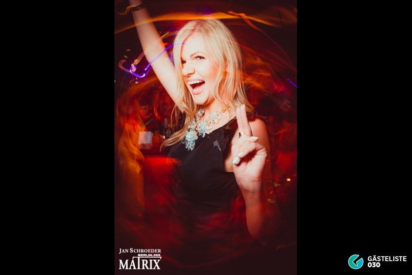 https://www.gaesteliste030.de/Partyfoto #1 Matrix Berlin vom 09.08.2014