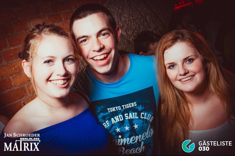 https://www.gaesteliste030.de/Partyfoto #131 Matrix Berlin vom 09.08.2014