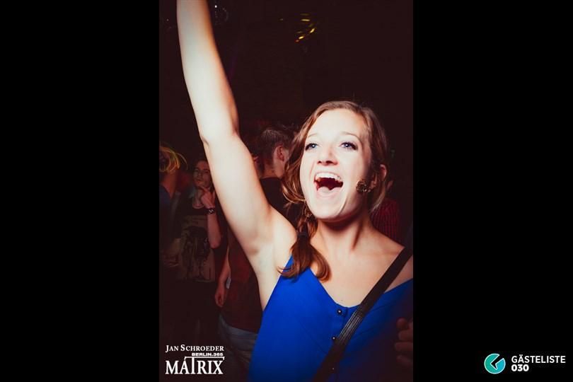 https://www.gaesteliste030.de/Partyfoto #20 Matrix Berlin vom 09.08.2014