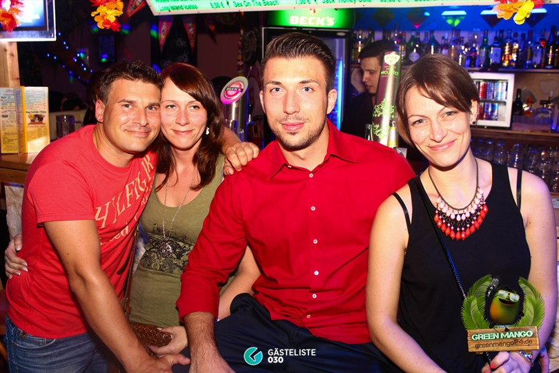 https://www.gaesteliste030.de/Partyfoto #31 Green Mango Berlin vom 15.08.2014