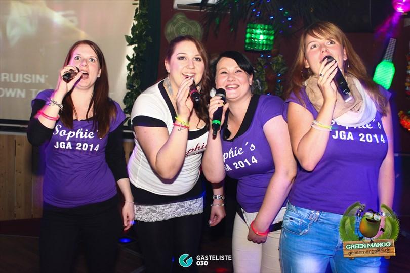 https://www.gaesteliste030.de/Partyfoto #12 Green Mango Berlin vom 15.08.2014