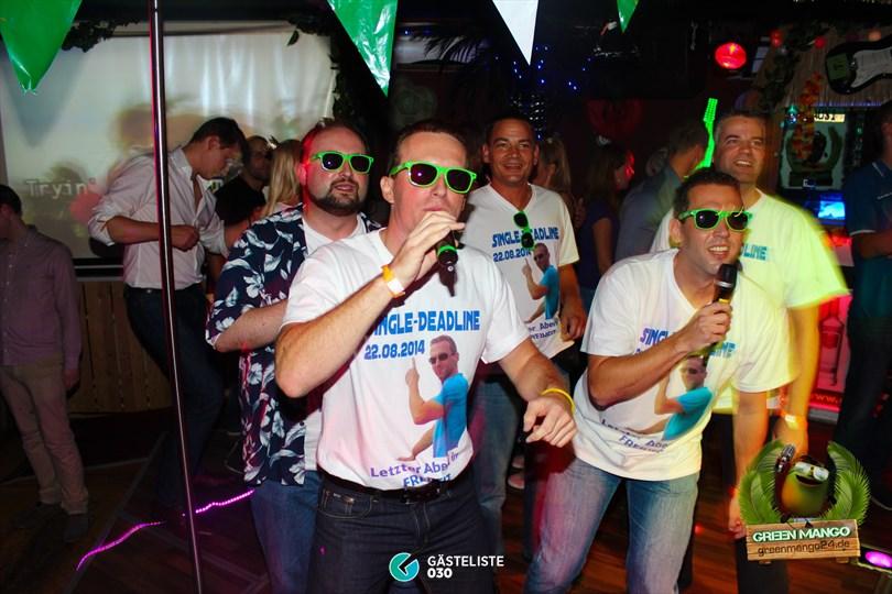 https://www.gaesteliste030.de/Partyfoto #39 Green Mango Berlin vom 15.08.2014