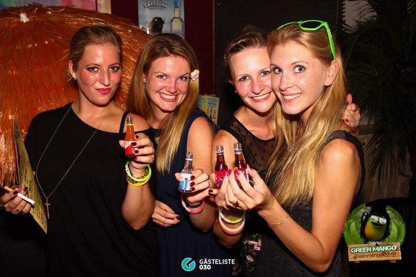 https://www.gaesteliste030.de/Partyfoto #89 Green Mango Berlin vom 15.08.2014