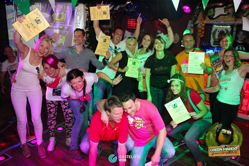 https://www.gaesteliste030.de/Partyfoto #63 Green Mango Berlin vom 15.08.2014