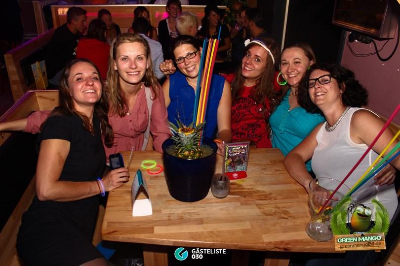 https://www.gaesteliste030.de/Partyfoto #46 Green Mango Berlin vom 15.08.2014