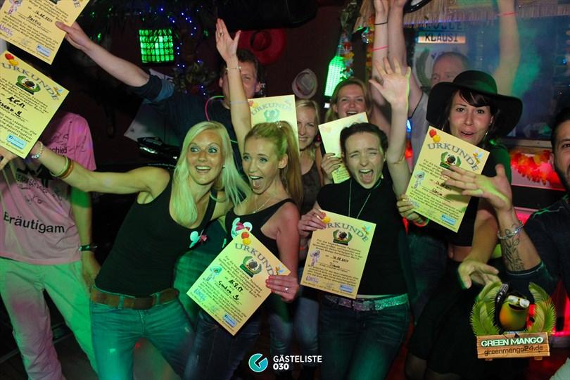 https://www.gaesteliste030.de/Partyfoto #68 Green Mango Berlin vom 15.08.2014