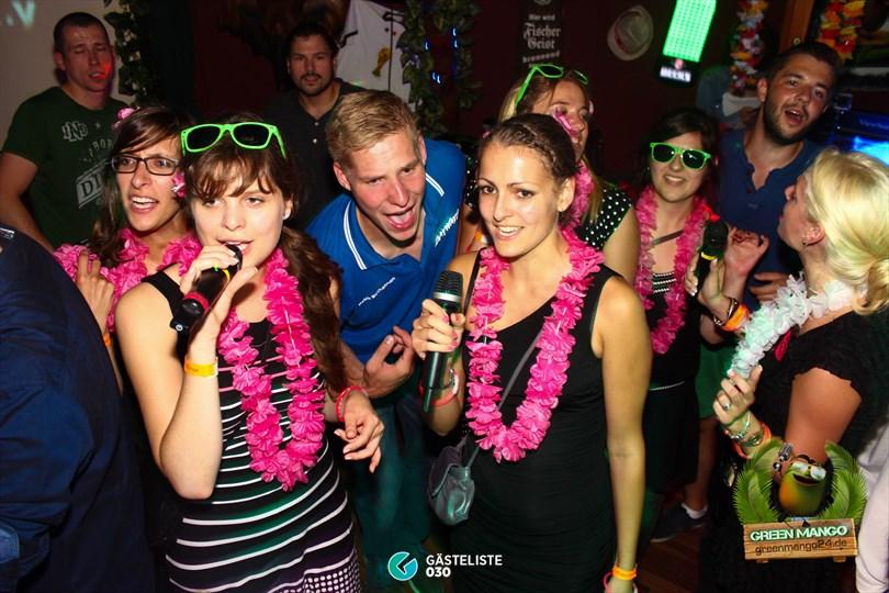 https://www.gaesteliste030.de/Partyfoto #93 Green Mango Berlin vom 15.08.2014