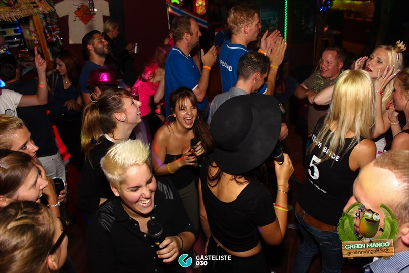 https://www.gaesteliste030.de/Partyfoto #52 Green Mango Berlin vom 15.08.2014