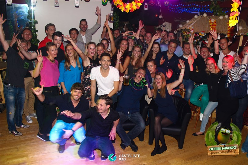 https://www.gaesteliste030.de/Partyfoto #33 Green Mango Berlin vom 15.08.2014