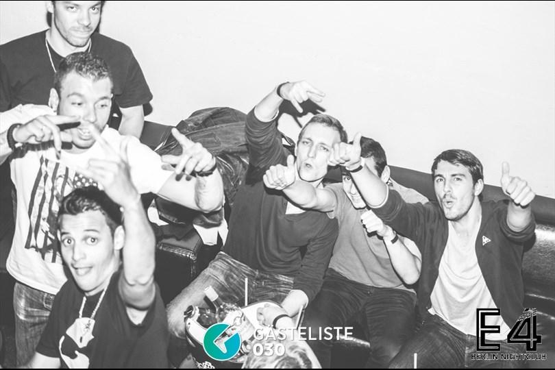 https://www.gaesteliste030.de/Partyfoto #85 E4 Club Berlin Berlin vom 22.08.2014