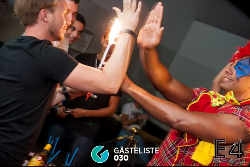 https://www.gaesteliste030.de/Partyfoto #36 E4 Club Berlin Berlin vom 22.08.2014
