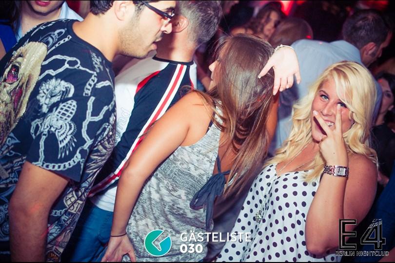 https://www.gaesteliste030.de/Partyfoto #44 E4 Club Berlin Berlin vom 22.08.2014