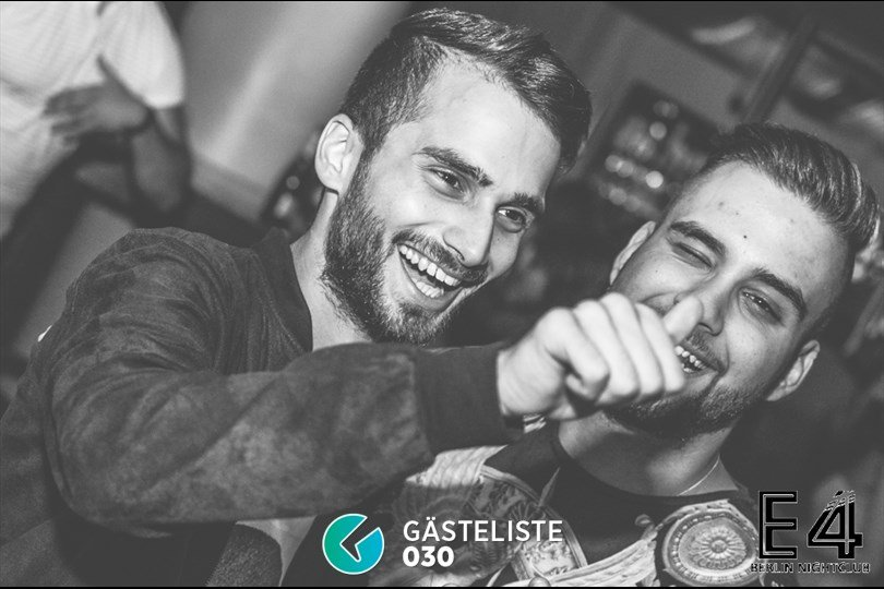 https://www.gaesteliste030.de/Partyfoto #139 E4 Club Berlin Berlin vom 22.08.2014