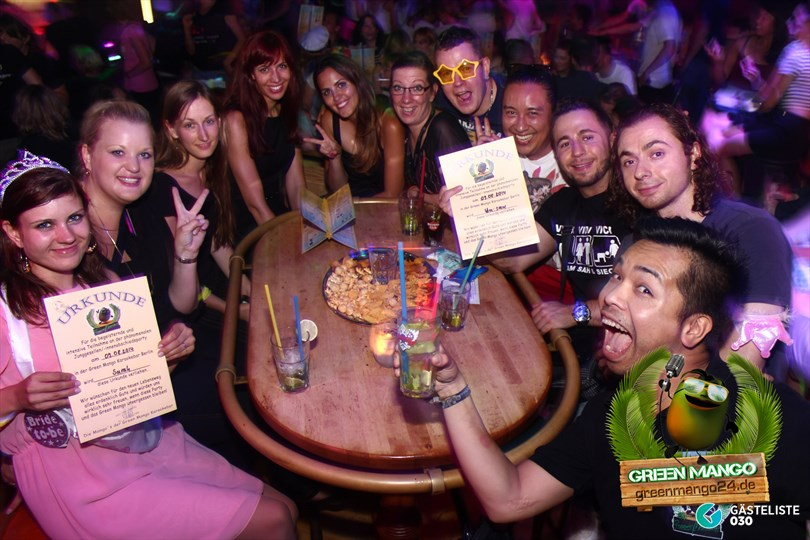 https://www.gaesteliste030.de/Partyfoto #55 Green Mango Berlin vom 09.08.2014