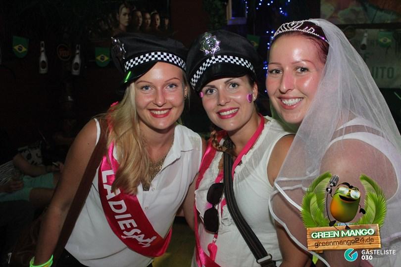 https://www.gaesteliste030.de/Partyfoto #54 Green Mango Berlin vom 09.08.2014