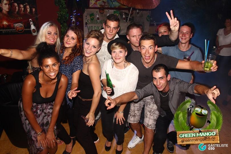 https://www.gaesteliste030.de/Partyfoto #75 Green Mango Berlin vom 09.08.2014