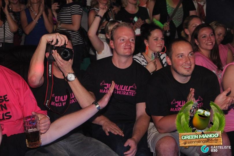 https://www.gaesteliste030.de/Partyfoto #46 Green Mango Berlin vom 09.08.2014