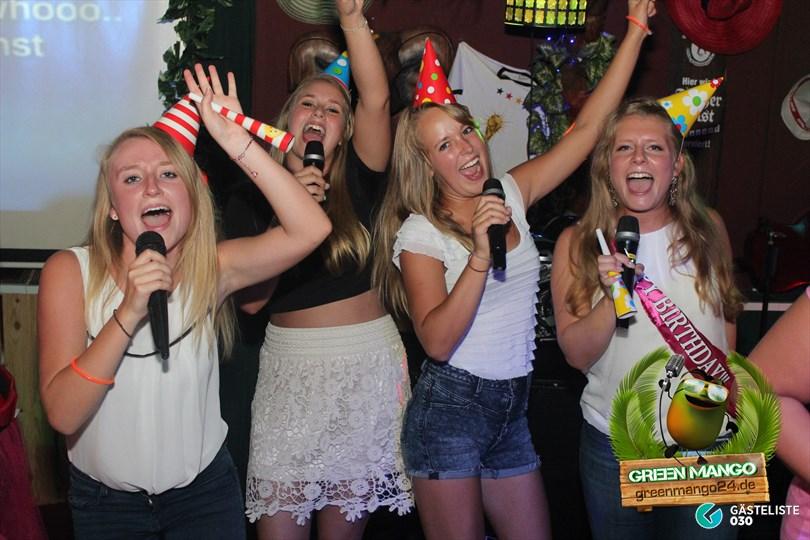 https://www.gaesteliste030.de/Partyfoto #40 Green Mango Berlin vom 09.08.2014