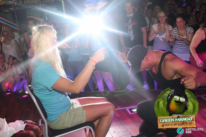 https://www.gaesteliste030.de/Partyfoto #66 Green Mango Berlin vom 09.08.2014