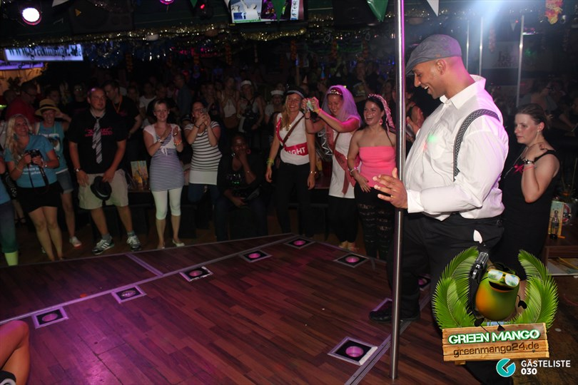 https://www.gaesteliste030.de/Partyfoto #63 Green Mango Berlin vom 09.08.2014