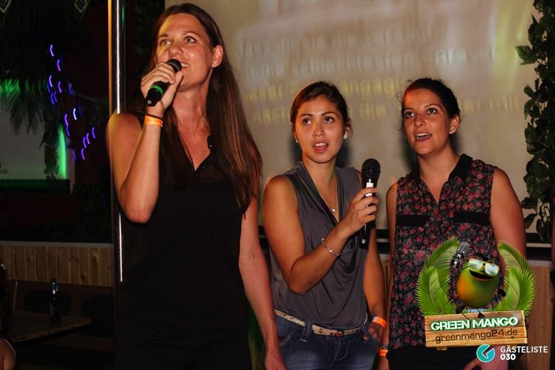 https://www.gaesteliste030.de/Partyfoto #21 Green Mango Berlin vom 09.08.2014