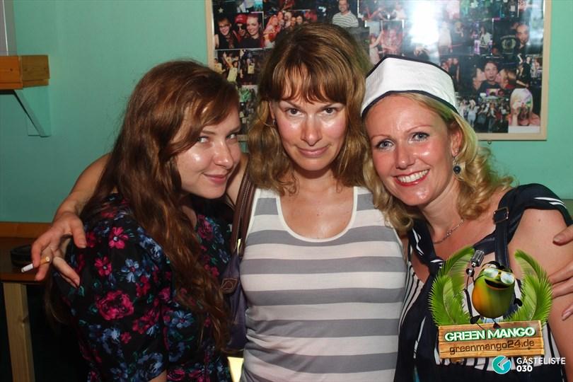 https://www.gaesteliste030.de/Partyfoto #57 Green Mango Berlin vom 09.08.2014