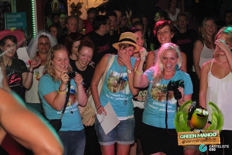https://www.gaesteliste030.de/Partyfoto #70 Green Mango Berlin vom 09.08.2014