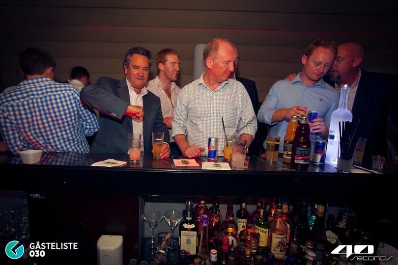 https://www.gaesteliste030.de/Partyfoto #36 40seconds Berlin vom 30.08.2014