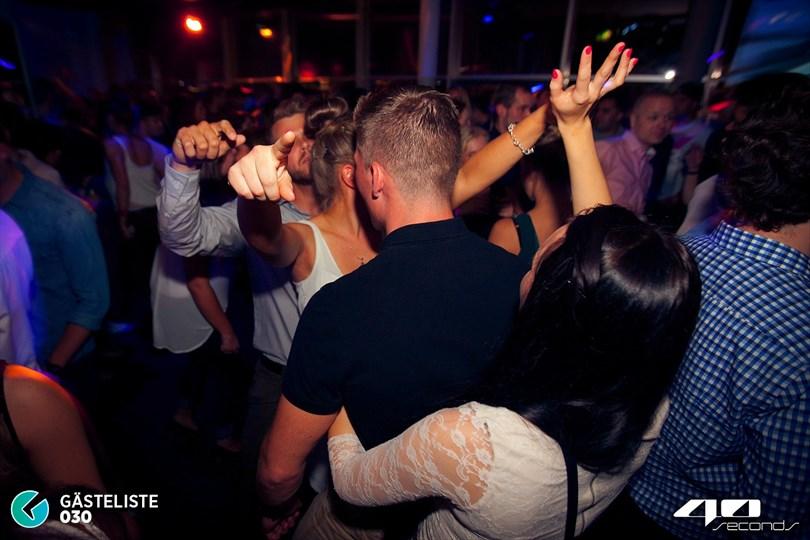 https://www.gaesteliste030.de/Partyfoto #87 40seconds Berlin vom 30.08.2014