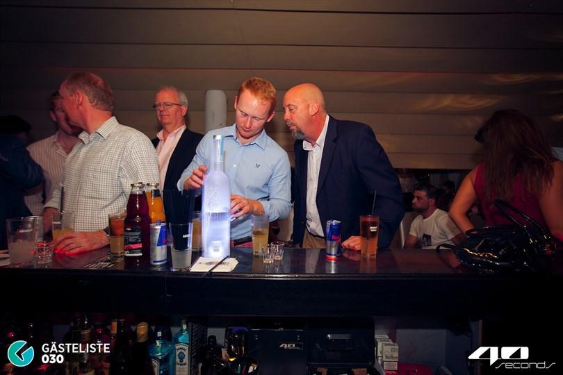 https://www.gaesteliste030.de/Partyfoto #113 40seconds Berlin vom 30.08.2014