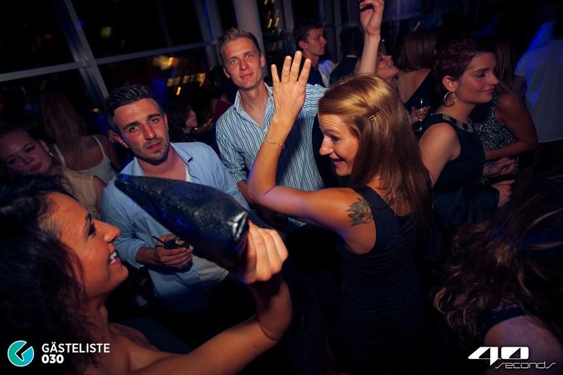 https://www.gaesteliste030.de/Partyfoto #118 40seconds Berlin vom 30.08.2014