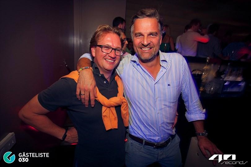 https://www.gaesteliste030.de/Partyfoto #110 40seconds Berlin vom 30.08.2014