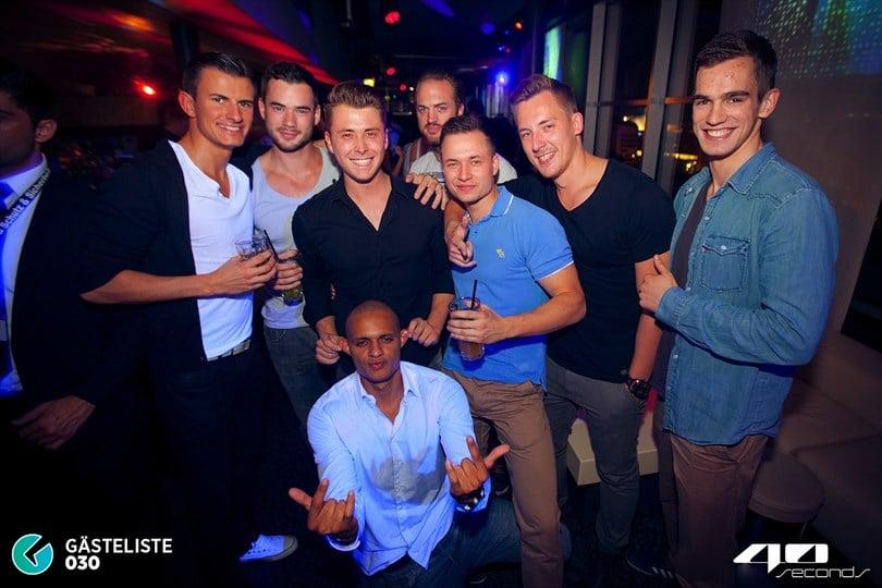 https://www.gaesteliste030.de/Partyfoto #73 40seconds Berlin vom 30.08.2014