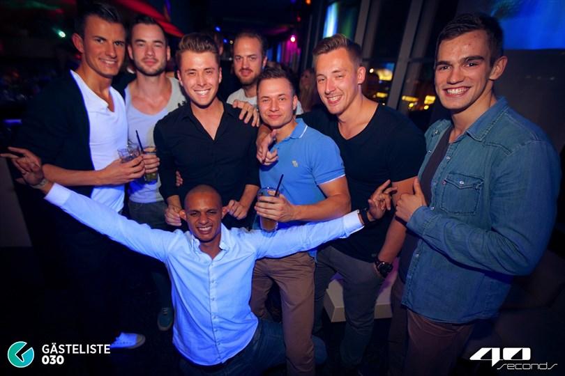 https://www.gaesteliste030.de/Partyfoto #22 40seconds Berlin vom 30.08.2014