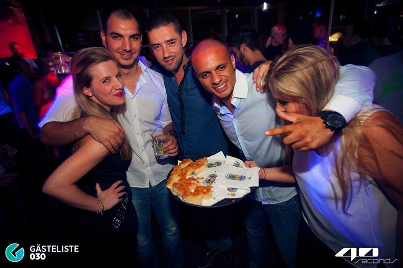 https://www.gaesteliste030.de/Partyfoto #23 40seconds Berlin vom 30.08.2014