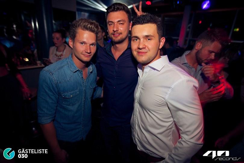 https://www.gaesteliste030.de/Partyfoto #88 40seconds Berlin vom 30.08.2014