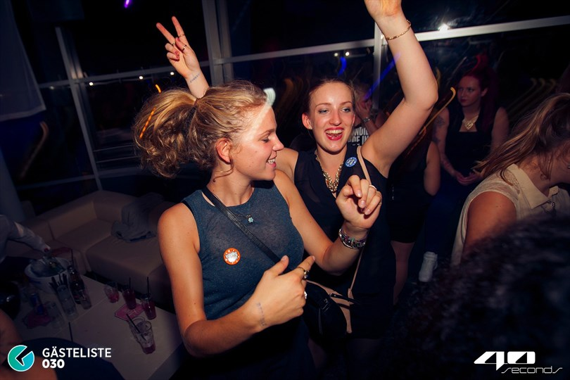 https://www.gaesteliste030.de/Partyfoto #6 40seconds Berlin vom 30.08.2014