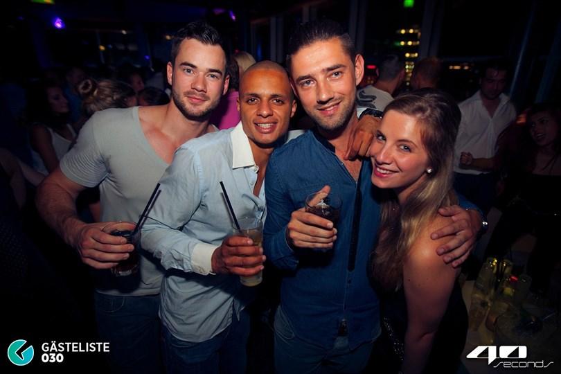 https://www.gaesteliste030.de/Partyfoto #128 40seconds Berlin vom 30.08.2014
