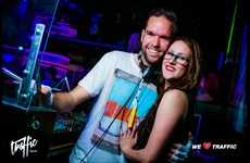 """Partypics Traffic 12.09.2014 We Love Traffic 16+ """"Neon Special"""""""