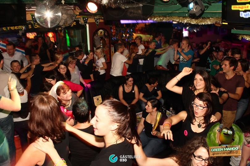 https://www.gaesteliste030.de/Partyfoto #110 Green Mango Berlin vom 20.09.2014