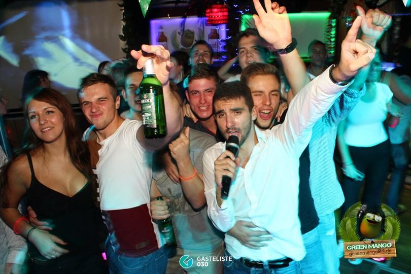 https://www.gaesteliste030.de/Partyfoto #123 Green Mango Berlin vom 20.09.2014