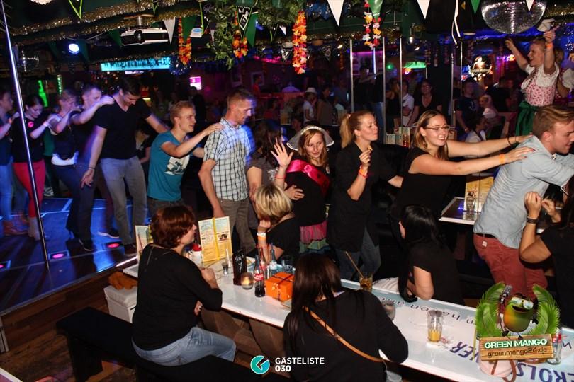https://www.gaesteliste030.de/Partyfoto #113 Green Mango Berlin vom 20.09.2014
