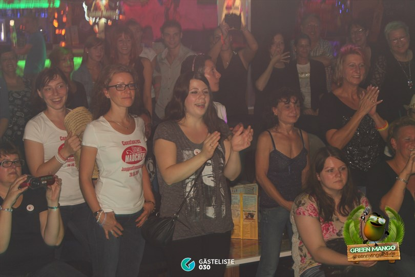 https://www.gaesteliste030.de/Partyfoto #73 Green Mango Berlin vom 20.09.2014