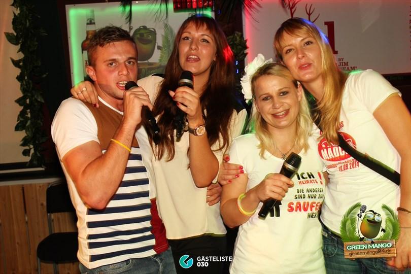 https://www.gaesteliste030.de/Partyfoto #32 Green Mango Berlin vom 20.09.2014