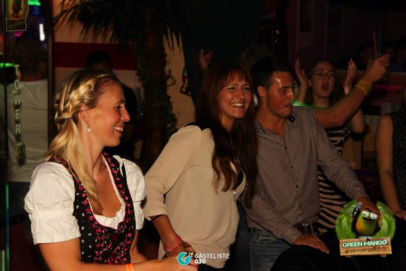 https://www.gaesteliste030.de/Partyfoto #13 Green Mango Berlin vom 20.09.2014