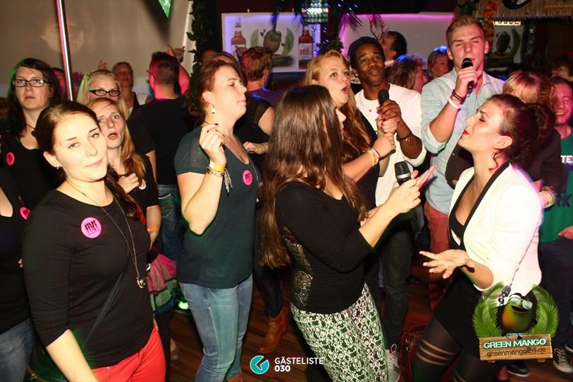 https://www.gaesteliste030.de/Partyfoto #86 Green Mango Berlin vom 20.09.2014