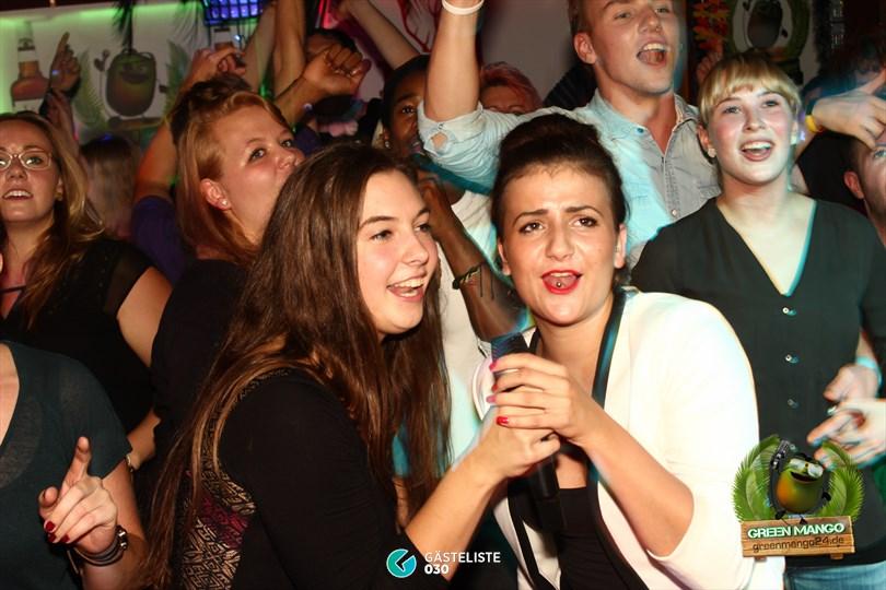 https://www.gaesteliste030.de/Partyfoto #87 Green Mango Berlin vom 20.09.2014