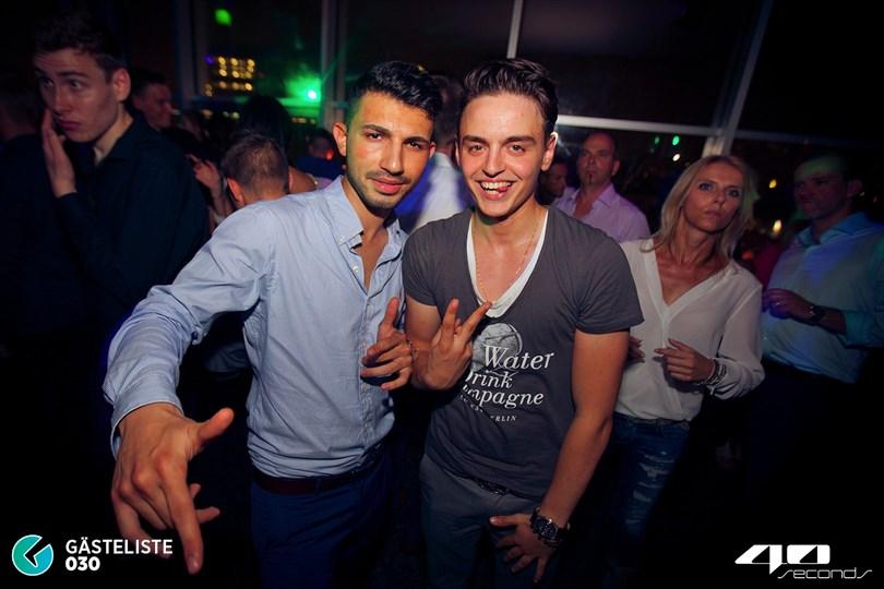 https://www.gaesteliste030.de/Partyfoto #89 40seconds Berlin vom 20.09.2014