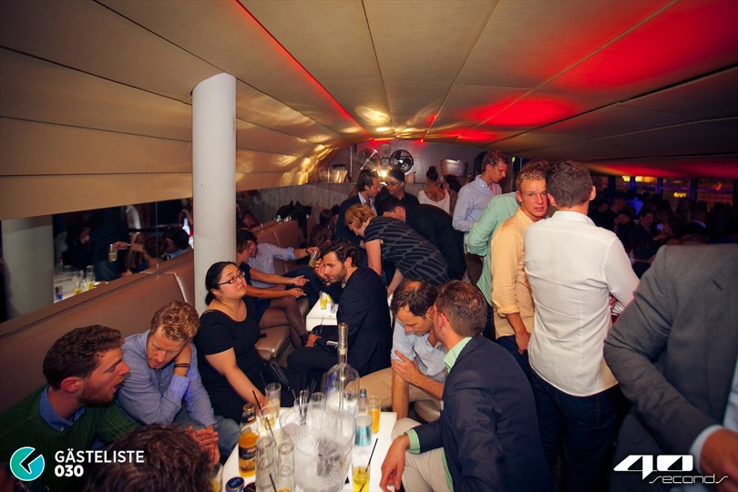 https://www.gaesteliste030.de/Partyfoto #6 40seconds Berlin vom 20.09.2014